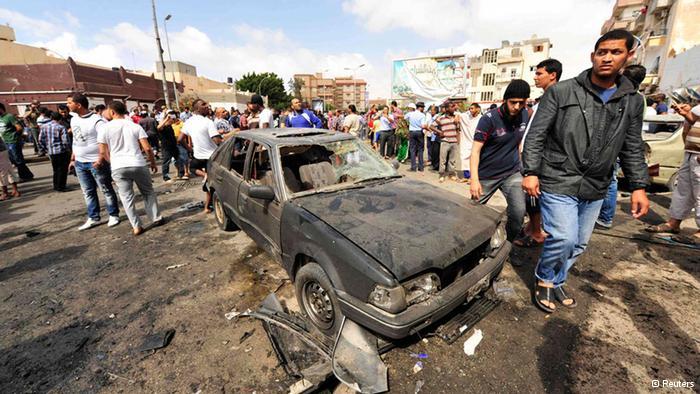 رصاصة طائشة تصيب طفلة في الرأس ببنغازي