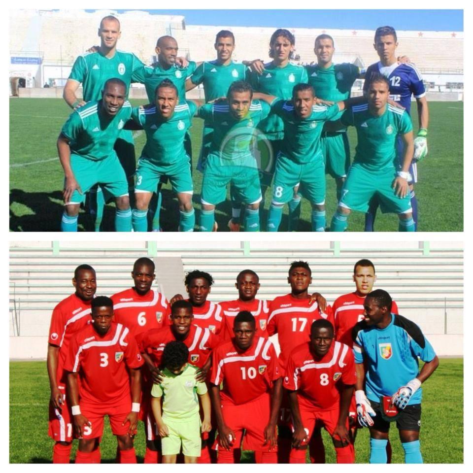 الأهلي طرابلس يلتقي منتخب الكونغو برازافيل ودياً