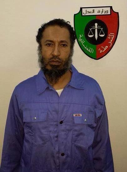 ليبيا تنفي عقد أي صفقة لتسليم الساعدي القذافي