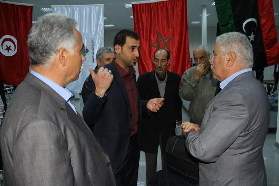 منتخب ليبيا للناشئين يواصل الاستعدادات للمشاركة في بطولة شمال أفريقيا للناشئين