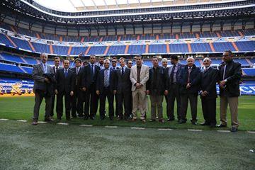 توقيع اتفاقية لتدريب اللاعبين الناشين الليبيين في إسبانيا