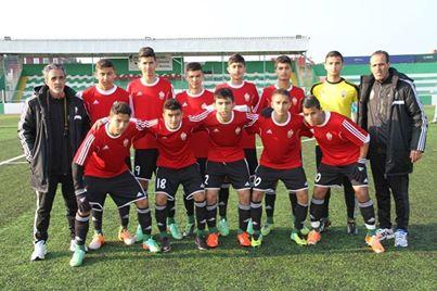 منتخب ليبيا لكرة القدم للشباب يحقق الفوز على السويحلي