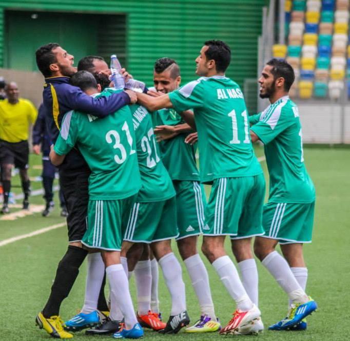 النصر يفتتح مرحلة الإياب من الدوري الليبي بفوز ثمين على الترسانة