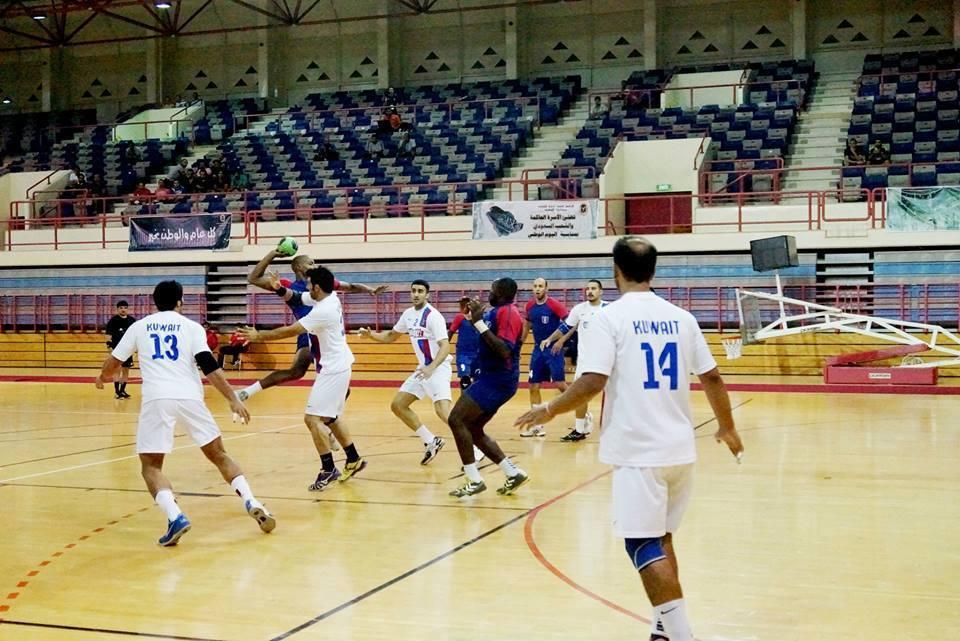 النجمة يتصدر المجموعة الأولى من الدوري الليبي لكرة اليد