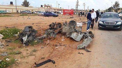 قتلى و جرحى بمدينة بنغازي جراء انفجار أمام معسكر الصواريخ