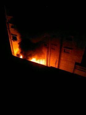 انفجار سيارة مفخخة بمدينة درنة