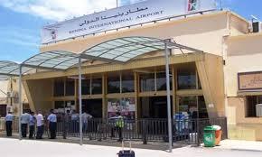 تهريب مصريين من مطار بنينا