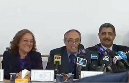لجنة فبراير تقدم مقترحها إلى المؤتمر الوطني العام
