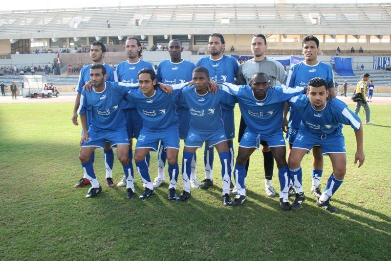الهلال يحقق الفوز يتصدر المجموعة الأولى مؤقتاً في الدوري الليبي لكرة القدم