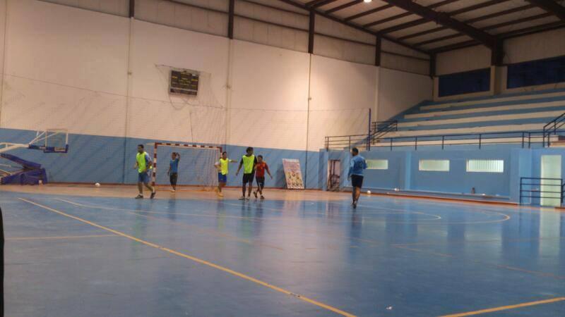 مدينة الزاوية تحتضن نهائي بطولة الجامعات الليبية لكرة القدم الخماسية