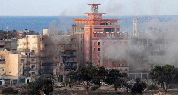 رغم المعاناة.. بنغازي مدينة تضحي لتنعم بالأمن