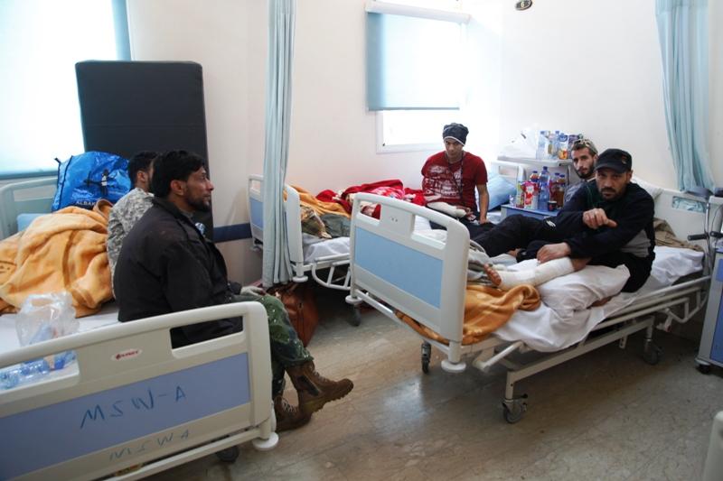 جرحى الجيش الليبي بين الواجب الوطني و تهميش المسؤولين