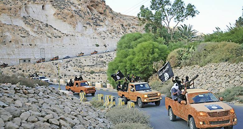 في درنة.. الوادي مركزًا للتدريب والملعب ساحة للإعدام والقاضي مصري