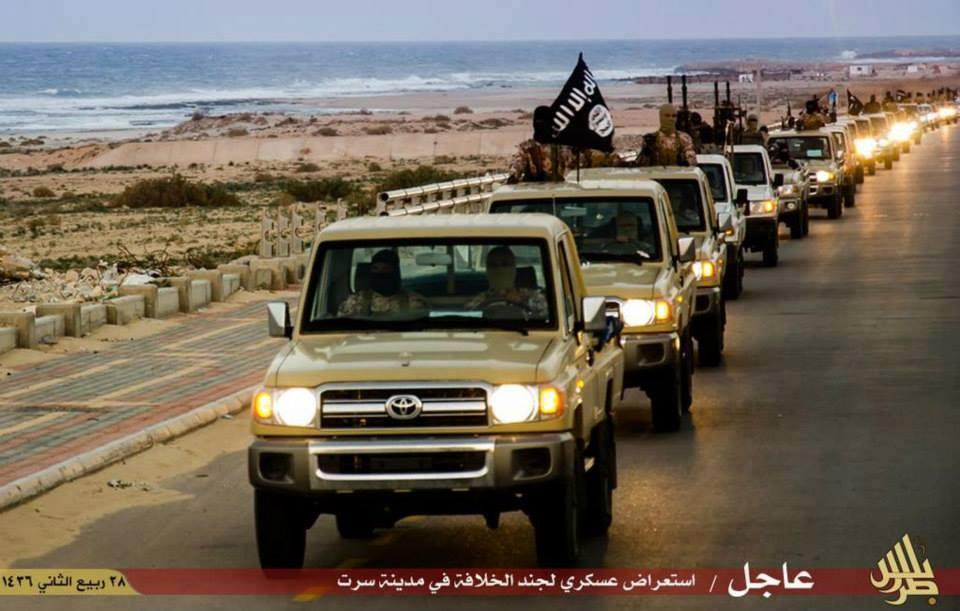 الجماعات الإسلامية في ليبيا...خلافات واشتباكات