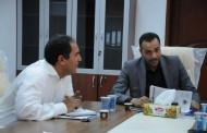 اجتماع في غريان لمناقشة المشاكل التي تواجه مشروع النهر وضخ المياه