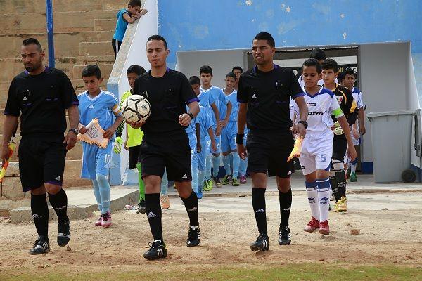 السد ( أ ) يكرم ضيافة قاريونس بسداسية في دوري بنغازي التنشيطي لبراعم كرة القدم