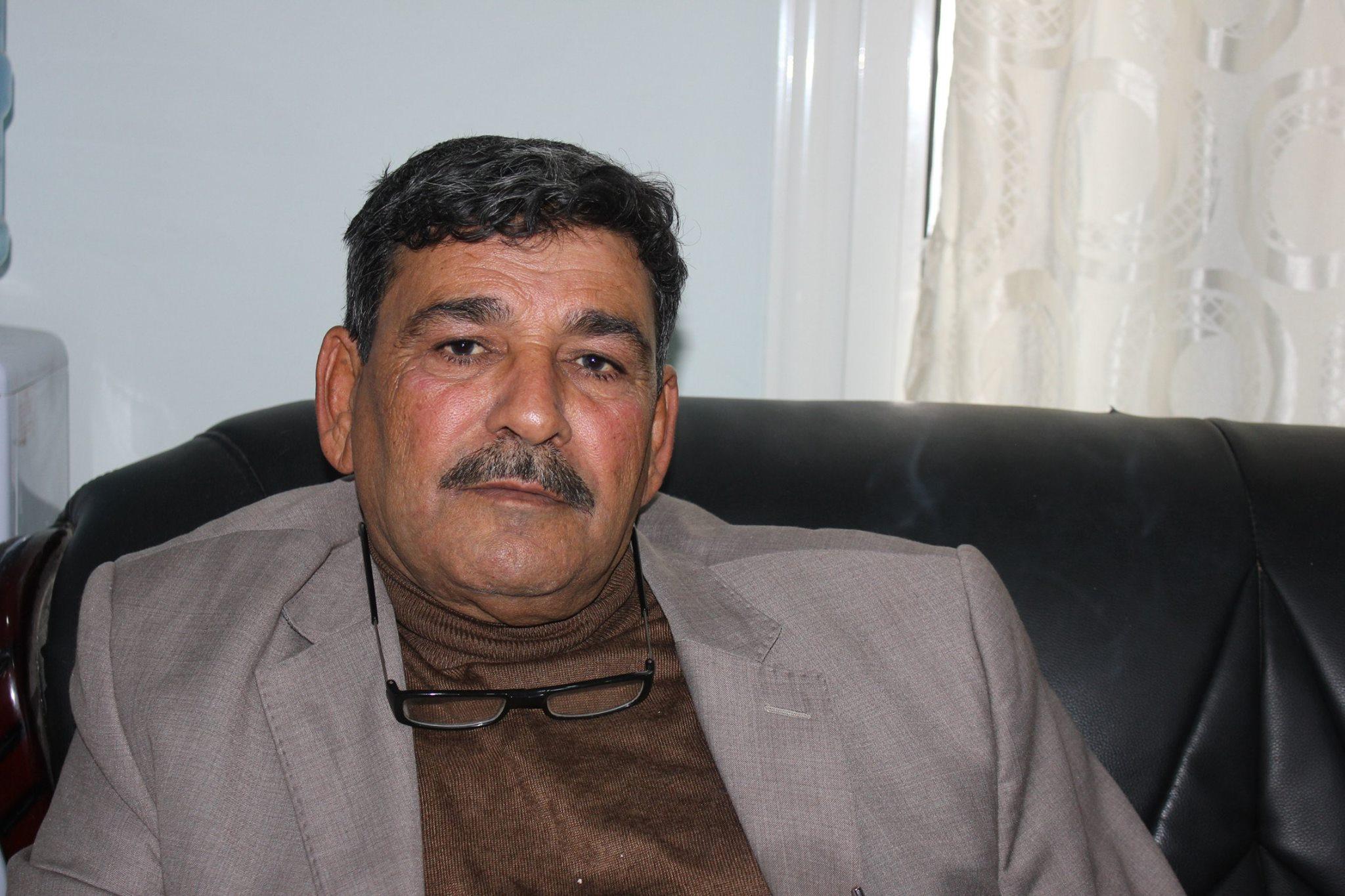 مدير الأمن بطبرق أحمد بوالحكومة
