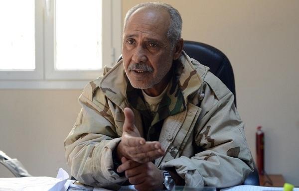 القيادة العامة للجيش تعفي فرج البرعصي من منصبه