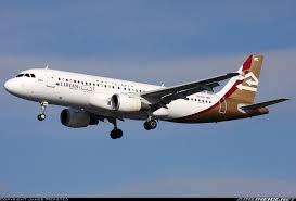 وصول أول رحلة طيران للخطوط الليبية من مطار الابرق إلى الخرطوم