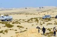 أخبار عربية : داعش يتبنى الاعتداءات على الجيش المصري في سيناء