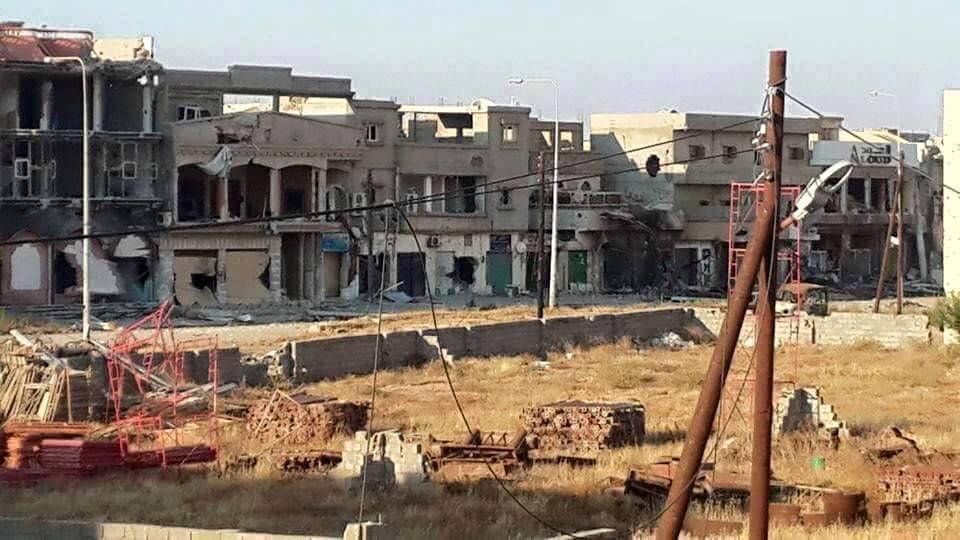استشهاد 4 جنود وإصابة 6 آخرين في معارك الاثنين في محور الليثي