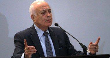 الجامعة العربية تناشد الأطراف الليبية بالتوقيع على مشروع الاتفاق السياسي