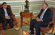 وزير الخارجية المصري يلتقي نظيره الليبي لبحث تطورات اتفاق الصخيرات