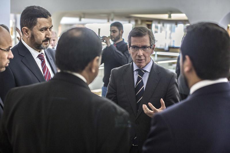 استئناف جلسات الحوار بالمغرب وغياب المؤتمر الوطني المنتهية ولايته