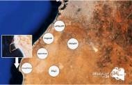 أنفوغرافيك : موقع ميناء المريسة بمدينة بنغازي