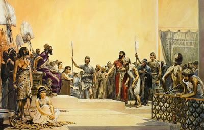 السومريين و وادي الرافدين ...