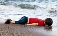صورة لطفل سوري هزت العالم