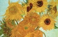 غرس 125 الف زهرة لعباد الشمس تكريما للفنان التشكيلي فان جوخ