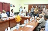 وزير الصحة في اجتماعه بمدراء مستشفيات بنغازي : هل فاض الكيل بالوزير ؟
