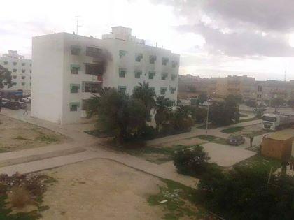 سقوط قذائف على مناطق 602 وحي السلام في بنغازي ولا أضرار بشرية