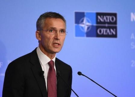"""الأمين العام لحلف """"ناتو"""" ينس ستولتنبرج"""
