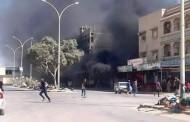 اشتباكات بين شباب حي 7 أكتوبر أجدابيا وتنظيم أنصار الشريعة