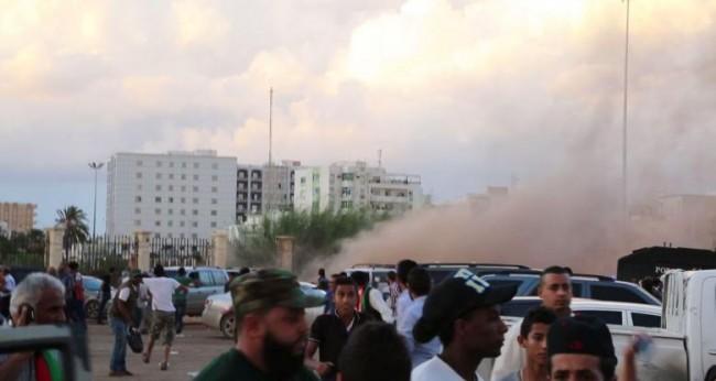 الخراز: التنظيمات الإرهابية ستستهدف أحياء في بنغازي بالقذائف والصواريخ