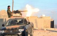 اشتباكات بين المليشيات الإرهابية في الزاوية بسبب سيارة مصفحة
