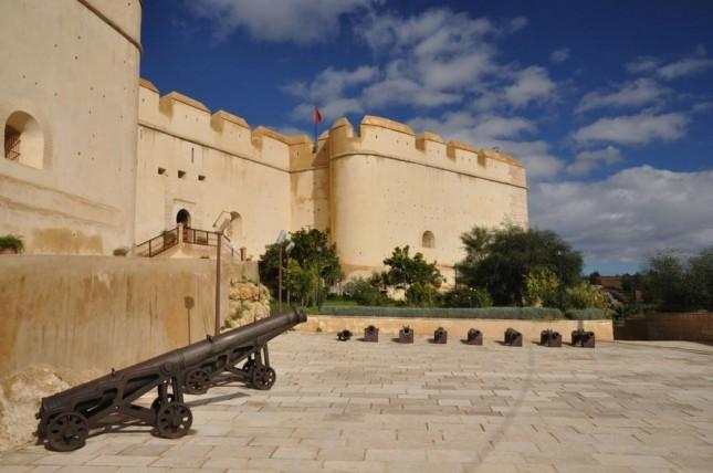 يعود تصميم البرج الشمالي إلى القلاع البرتغالية العائدة إلى القرن السادس عشر