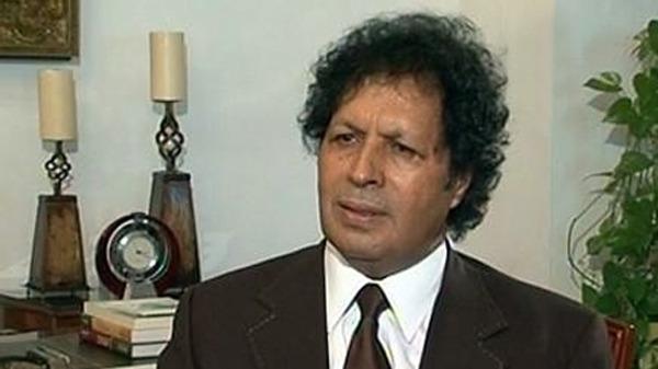 قذاف الدم يتهم دول أجنبية بقتل القذافي