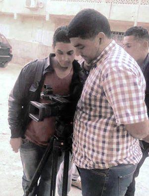 توقيع عقد رعاية لفيلم الموجه في طبرق
