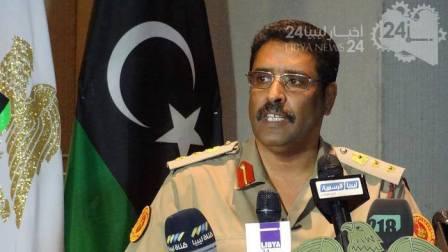 المسماري : تركيا وراء جريمة التفجيرات الإرهابية في بنغازي