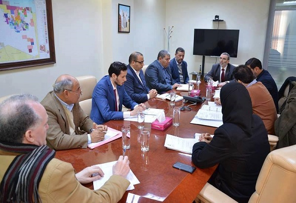 المؤسسة الوطنية للنفط تعطي الإذن بإنشاء محطات الوقود بكل مدن وواحات وقرى ليبيا