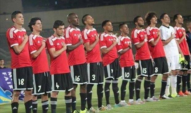 خسارة المنتخب الوطني أمام السنغال ودياً بالكونغو