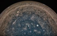 ناسا تنشر صورة غير مسبوقة لكوكب المشتري