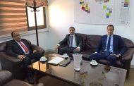 الخليج العربي للنفط تبحث سبل تطوير التعاون المشترك مع فيروستال الألمانية