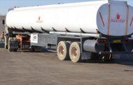 لجنة أزمة الوقود والغاز تحذر سائقي شاحنات نقل الوقود من التحرك ليلاً