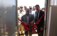 شركة الخليج تحتفل بإعادة افتتاح مطار حقل مسلة النفطي