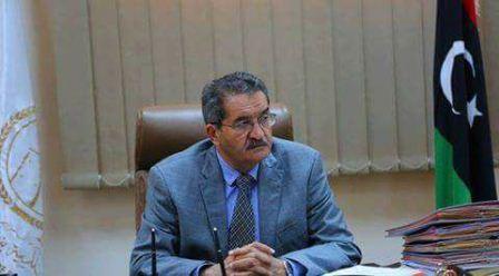 إعلام بلدية بنغازي: عميد البلدية بصحة جيدة