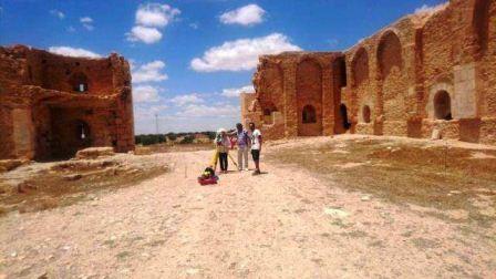 مصلحة الآثار الليبية وجامعة دورهام البريطانية تطلقان أعمال دورة تدريبية لباحثي الآثار في تونس